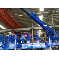 Cheap VY420A Hydraulic Static Pile Driver , Blue SINOVO pile drilling equipment for sale