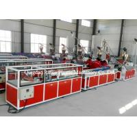 China Sturdy PVC Panel Making Machine With Different Mould Indoor Decoration Use on sale