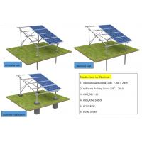 China Solar ground mounting structure on sale