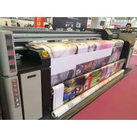 Home Textile Sublimation Printing Fabric Digital Inkjet Roll To Roll Machine