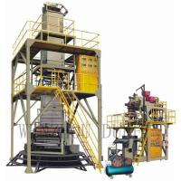 Quality SGJ500-1500 POF 3 Layer Co-extrusion Polyolefin Hot-shrinkable Film Production Line wholesale