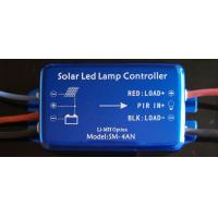 China 4A 5A solar charge controller with remote controller for solar garden lamp /warning light on sale
