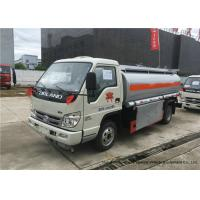 Quality Forland 1000 Gallons Fuel Carrier Truck For Diesel Oil / Crude Oil 5000 Litres wholesale