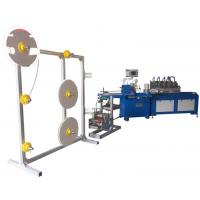 Cheap High Speed Machine To Make 35-40m / Min 3 Layer Colourful Paper Straw for sale