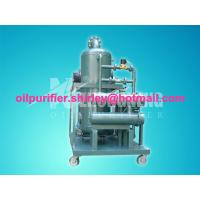 China Series ZYD-I Insulation Oil Purifier/ Tranformer Oil Regeneration on sale