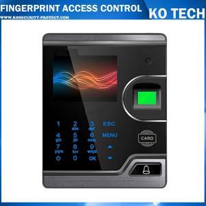 Quality KO-F181 RFID& fingerprint access control with video intercom wholesale