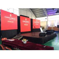Quality Wide View Angledigital LED Display for Magic Stage , Programmable LED Signs wholesale