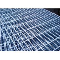Quality 32x5 25x5 Serrated Bar Grating Industrial Floor Grates 10mm-2000mm Width wholesale