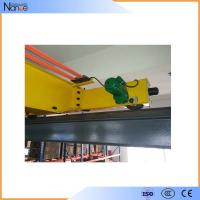 Quality Yellow Crane End Carriage 3 P , 380 V , 50 HZ With CE / CCC wholesale