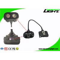 Buy cheap High IP Rating Rechargeable Mining Cap Lamps 15000lux With RFID Tracking from wholesalers