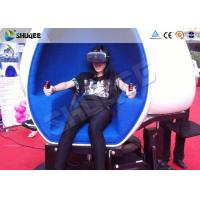 Quality New 9d Vr Cinema Riding 360 Interactive Game Simulator Machine wholesale