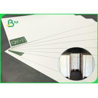 China 230GSM - 400GSM One Side Coated Ivory Paper Board For Industry Packaging on sale