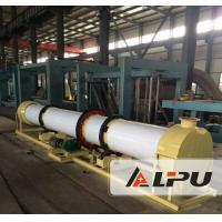 Buy cheap Organic Fertilizer Drying Production Line For Poultry Manure / Straw Agricultural Wastes from wholesalers