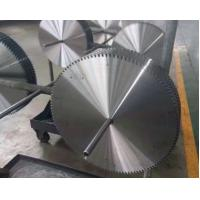 Metal working silent TCT circular saw steel core with quality CrV steel