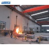 China Single Girder Beam Casting Foundry Crane Safe Metallurgical Plant Lifting on sale