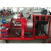 Quality Hydraulic Puller Transmission Line Equipment Max Intermittent Pull 60kN wholesale