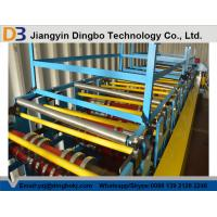 Quality 1250mm Feeding width Corrugated Roll Forming Machine  for Simple House wholesale