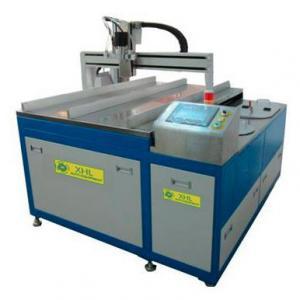Quality XHL-120A-5 Automatic glue potting machine for line lamps wholesale
