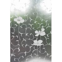 Quality good quality self adhesive static glass window film for decorarion wholesale