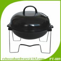 Quality Cookout portable charcoal bbq grill with metal handle for easy moving wholesale