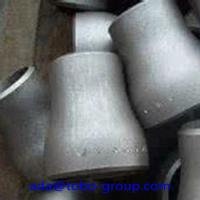 Cheap Stainless Steel Reducer Butt Welded Pipe Fittings WP348H 1/2'' SCH40s for sale