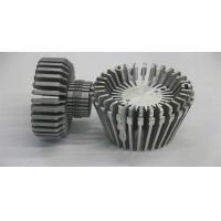 Quality Durable Heatsink Extrusion Profiles For Machining CNC Milling Aluminum Block Parts wholesale