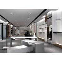 Cheap Modern Fashion Style Retail Display Fixtures Men Clothing Display Systems for sale