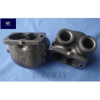Quality Lost Wax Investment Casting Metal Parts Ductile Cast Iron Water Pump Parts wholesale