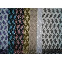 Quality 51/52 Nigerian Lace Fabrics , Baby Lace Fabric By The Yard wholesale
