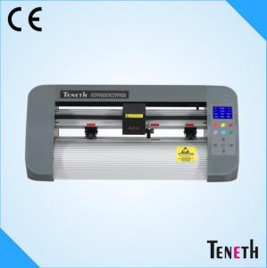 Quality Sticker Paper Cut Mini Cutting Plotter Machine PU PVC Vinyl Cutter / A3 A4 Size Desktop Cutting Plotter wholesale