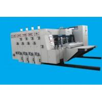 Cheap Corrugated Carton Making Machine 15kw - 30kw With 0.5mm High Topping Precision for sale