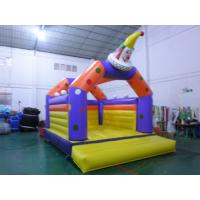 Quality China Funny Inflatable Bouncer / Inflatable Castle Combo For Kids Play wholesale