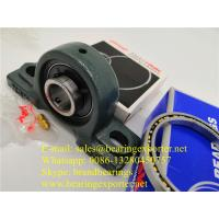 Quality Black Oxide Coating NSK UCP206D1 Pillow Block Bearing Unit for Higher Speeds and Simpler installation wholesale