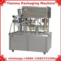 Buy cheap TM-ZLD-2A semi-automatic filling capping machine from wholesalers