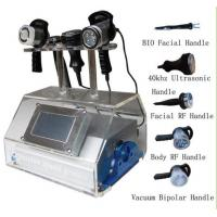 Quality RF Vacuum Ultrasonic Cavitation Slimming Machine For Lymphatic Drainage wholesale