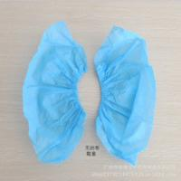 China Waterproof Disposable Boot & Shoe Covers , Anti Skid Disposable Indoor Shoe Covers on sale