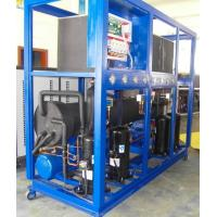 Buy cheap 129Kw Cooling Capacity Hermetic Scroll Compressor Industrial Water Chiller With from wholesalers
