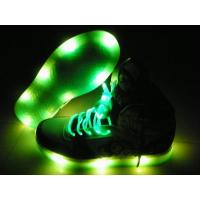 Quality 3.7V / 450mA 3528 RGB green led light strips colorful High heels shoe wholesale