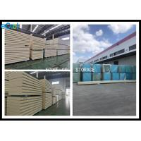 Quality Cold Room Insulated Cooler Wall Panels / Insulated Sandwich Panels wholesale