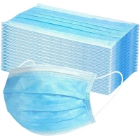 China Antivirus 3 Ply Disposable Face Mask Personal Protective Equipment on sale