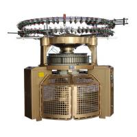 Buy cheap Auto Shearing Double Jersey Circular Knitting Machine , High Pile Loop Circular from wholesalers