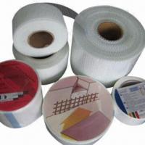 Quality Fiberglass Mesh Tape, Treated by Adhesive Latex wholesale