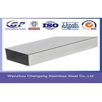 Quality Cold Rolled 301 Square Steel Hollow Section Stainless Steel 2x2 , Thin Wall JIS / AISI wholesale