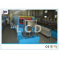 Quality Metal Steel Pipe Cold Roll Forming Machine 10m / Min AC Motor With Lock Seam wholesale