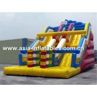 China Durable Inflatable Slide With Reinforced Baffles For Kids' Birthday Party on sale
