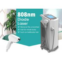 Quality 1800W High Power 808 Diode Laser Permannent Hair Removal Machine for Salon Clinic use wholesale