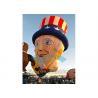 Custom PVC Giant Advertising Balloons cartoon Man Shapes Tear resistance