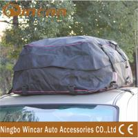 Quality 1000 D Tarpaulin Roof Top Cargo storage Bag for 4x4  car / auto Travelling from Ningbo Wincar wholesale