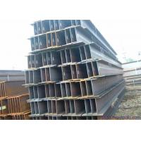 Quality JIS G3192 Standard Steel H beam Welded For Building Structure wholesale