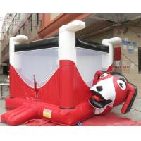 China Cute Dog Inflatable Jumper For Kids on sale